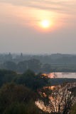 Elbe Valley Stock Photography