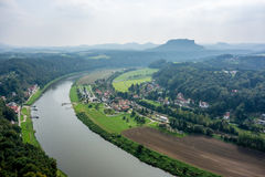 Elbe Royalty Free Stock Images