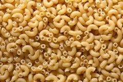 Elbow macaroni stock image