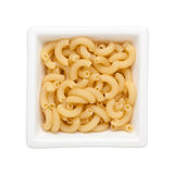 Elbow macaroni Royalty Free Stock Photos