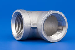 Elbow-pipe Royalty Free Stock Images