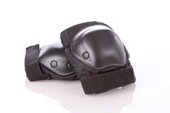 Elbow protection Royalty Free Stock Photos