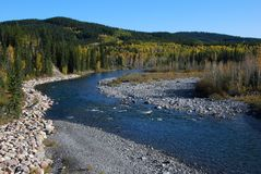 Elbow River Stock Images