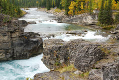 Elbow river valley Stock Images