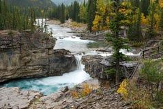 Elbow river valley Stock Photos