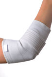 Elbow support Royalty Free Stock Image