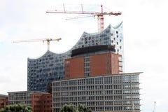 Elbphilharmonie 库存图片