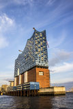 Elbphilharmonie Stock Foto's