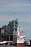 Elbphilharmonie Foto de archivo