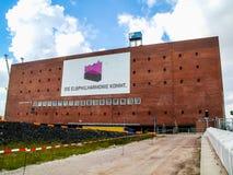 Elbphilharmonie concert hall in Hamburg hdr Stock Image