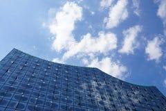 Elbphilharmonie detail Stock Photography