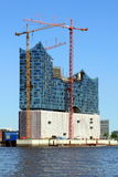 Elbphilharmonie - Elbe Philharmonic Hall Stock Photos