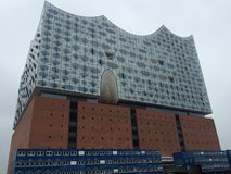Elbphilharmonie Hambourg Photos stock