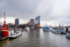 Elbphilharmonie Hamburg Royalty-vrije Stock Afbeelding