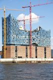 The Elbphilharmonie Hamburg Royalty Free Stock Photography