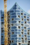 The Elbphilharmonie Hamburg Royalty Free Stock Image