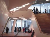 Elbphilharmonie Hamburg Lizenzfreies Stockbild