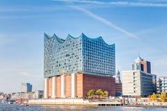 Elbphilharmonie in Hamburg Stock Photo