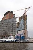 Elbphilharmonie Hamburg Stock Photos