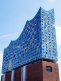 Elbphilharmonie in Hamburg Germany. Elbphilharmonie building in Hafencity quarter of Hamburg, Germany Stock Photography