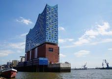 Elbphilharmonie in Hamburg Germany Stock Photo