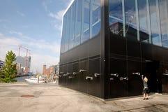 Elbphilharmonie pavilion Royalty Free Stock Photography
