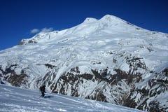 Elbrus Foto de Stock
