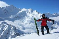 Elbrus Fotografia de Stock Royalty Free