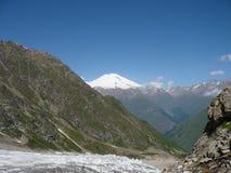 Elbrus Fotografia Stock