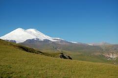 Elbrus Lizenzfreies Stockbild