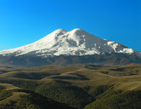 Elbrus Royalty Free Stock Photos