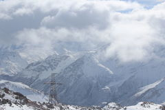 elbrus Photographie stock libre de droits