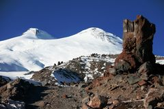 Elbrus Stock Photo