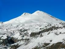Elbrus Royalty-vrije Stock Fotografie