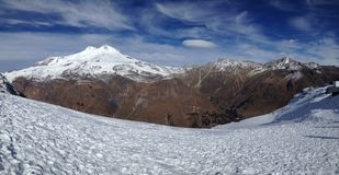 elbrus Photographie stock
