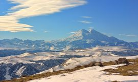 Elbrus Royalty Free Stock Images