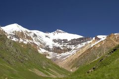Elbrus Stock Photography