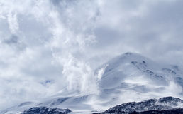 Elbrus Caucasus Royalty Free Stock Photo
