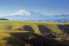 Elbrus Caucasus Mountains Royalty Free Stock Images