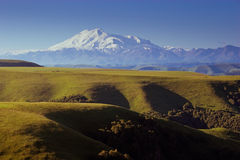 Elbrus Caucasus Mountains Stock Photos