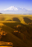 Elbrus Caucasus Mountains Stock Photo