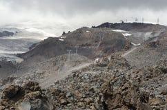 Elbrus royalty free stock photo