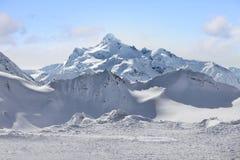 Elbrus góra zdjęcie royalty free