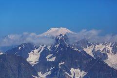 Elbrus Stock Image
