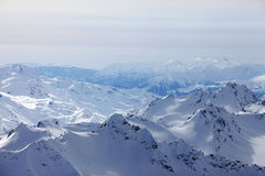 Elbrus Mount Royalty Free Stock Photo