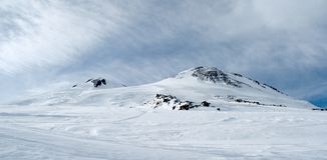 Elbrus Mountain Stock Photography