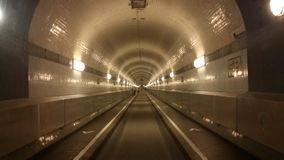 Elbtunnel  Royalty Free Stock Photography