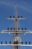 Elcano, ready for departure. Royalty Free Stock Images