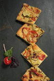 Elche λαχανικά κοκών Στοκ φωτογραφία με δικαίωμα ελεύθερης χρήσης