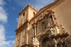 Elche Royalty Free Stock Photo